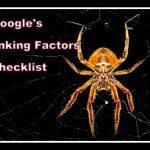 Google Ranking Factors: Updated 2018