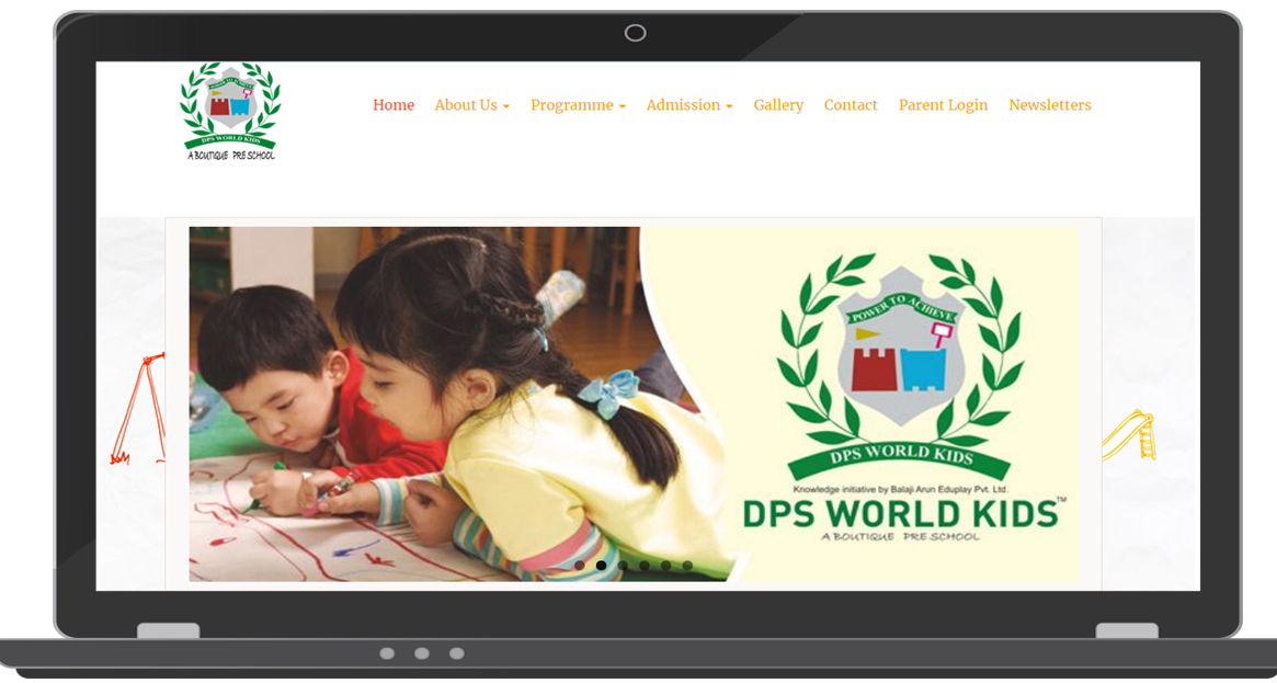 School Website Design | ICO WebTech Pvt. Ltd.