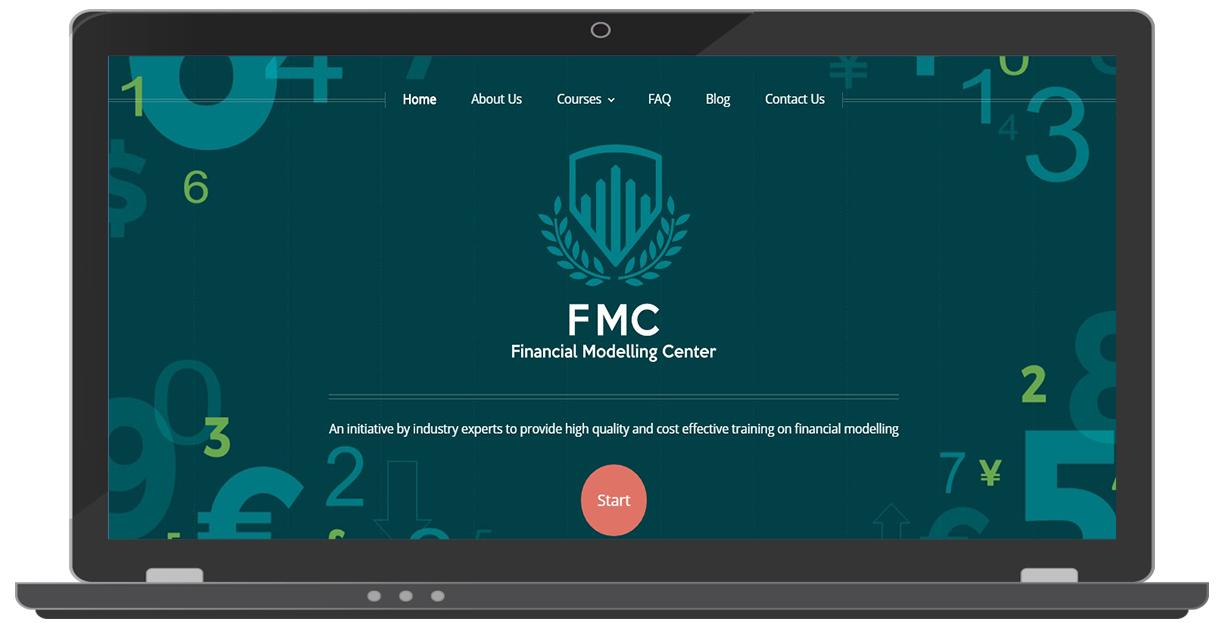 Finance Website design Company in Delhi - India - ICO WebTech Pvt. Ltd.
