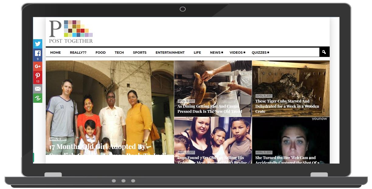 Blog design Company in Delhi - India - ICO WebTech Pvt. Ltd.