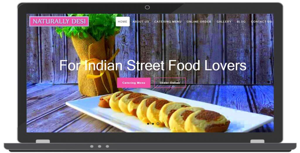 Restaurant Website Design Company in Delhi NCR - India | ICO WebTech Pvt. Ltd.