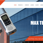 Telecom & Security Products' Website Redesigned by ICO WebTech