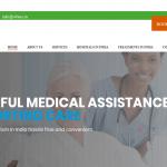 Medical Tourism Website Launch by ICO WebTech Pvt. Ltd.