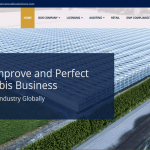 New Website Launch by ICO WebTech – Genesis Cannabis Solutions