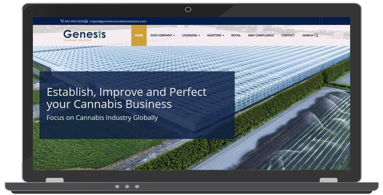 Website Design and Web Development for business website - ICO WebTech Pvt Ltd