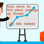 Why Startup Business Websites Should Not Focus On First Page Rankings On Google